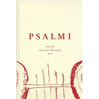 Antun Vranić: Psalmi 1816.